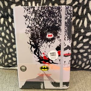 Moleskine Ltd Edition Batman Ruled Notebook